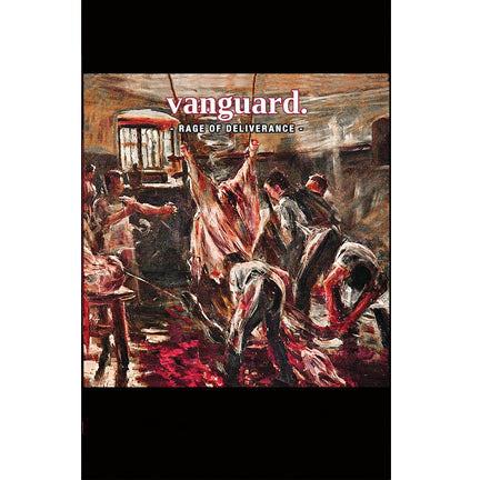 "Vanguard ""Rage of Deliverance"" Cassette"