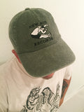 New Age Records 77 Dad Hat - Green