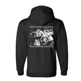 New Age Records Watching You Fall Hoodie