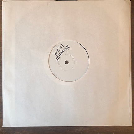 "A Chorus of Disapproval 10"" Test Pressing"