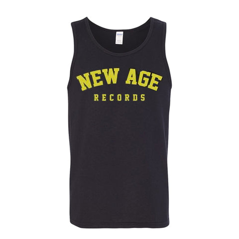 New Age Records Goes to College Unisex Tank Top