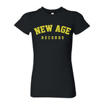 New Age Records Goes to College Women's T-Shirt