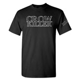 "Crow Killer ""Skull & Bones"" T-Shirt"
