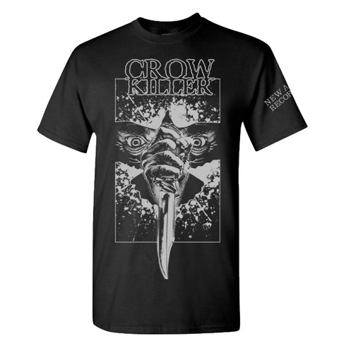 "Crow Killer ""Stabby Knife"" T-Shirt"