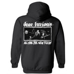 "Dear Furious ""New Flesh"" Pullover Hoodie"