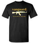 Vanguard This Machine T-Shirt