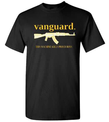 Vanguard This Machine T-Shirt (PRE ORDER)