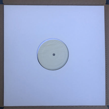 "Maniac ""War & Insanity 12"" LP Test Pressing"