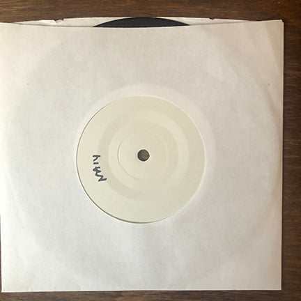 "Mean Season ""Bleed to Me"" 7"" Test Pressing"