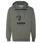 "Restraining Order ""Check Off the List"" Pullover Hoodie"