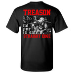 "Treason ""No One is Safe"" T-Shirt"