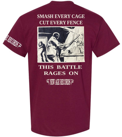 Vanguard Smash Every Cage T-Shirt