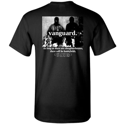 "Vanguard ""Battlefields"" T-Shirt"