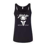 New Age Records Black Metal Women's Tank Top