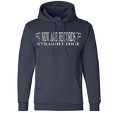 "New Age Records ""Watching You Fall"" Champion Hoodie Navy Blue"