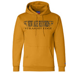 "New Age Records ""Watching You Fall"" Champion Hoodie Gold"
