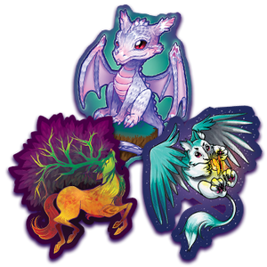 Mythical Creatures - Basic Pack