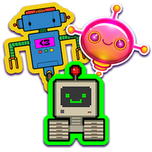 Load image into Gallery viewer, Robotz - Basic Pack