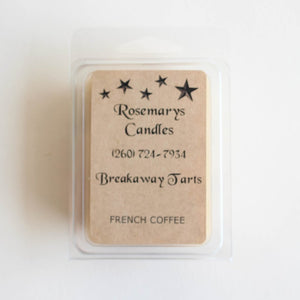 French Coffee Wax Melts, 3 oz