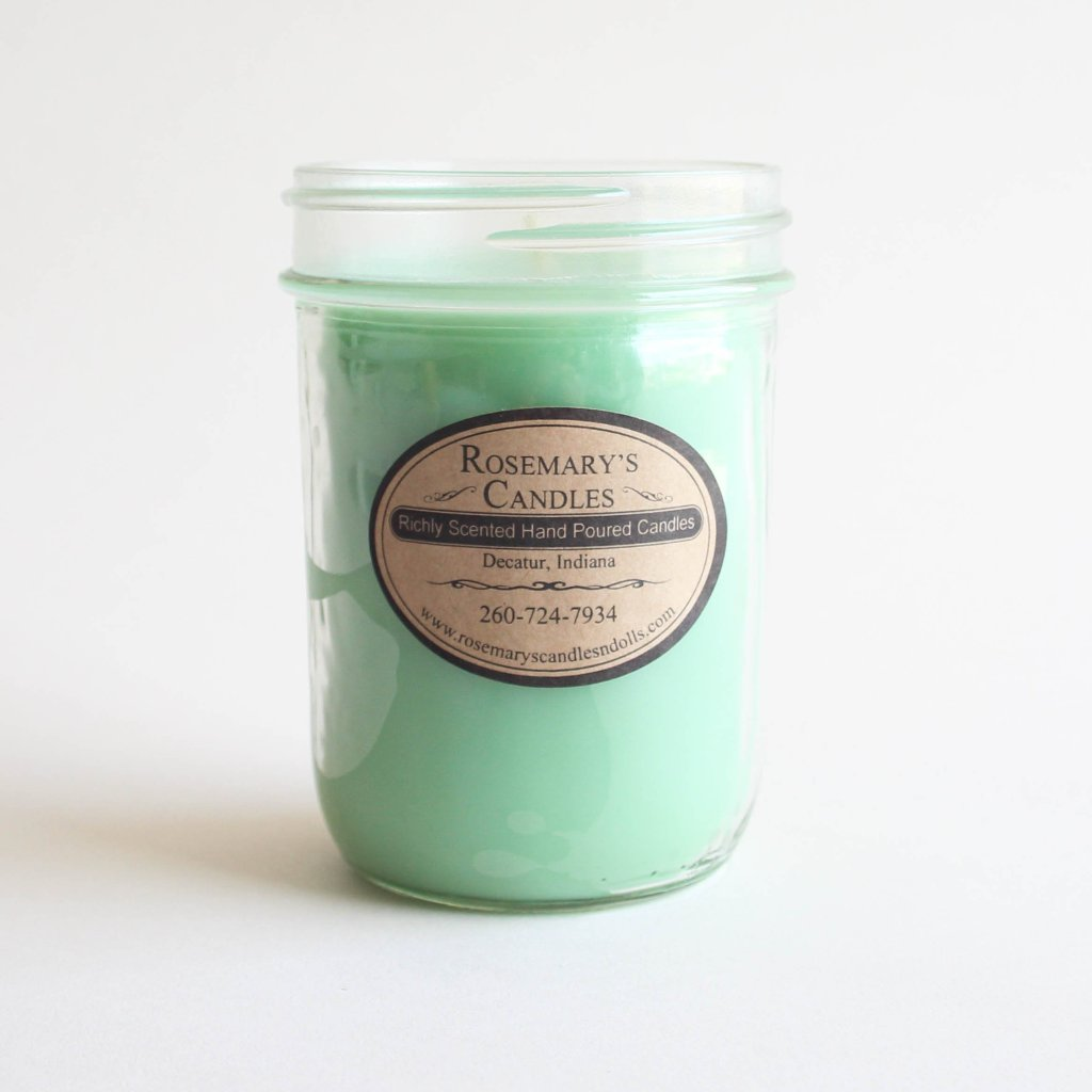 Pearberry Mason Jar Candle