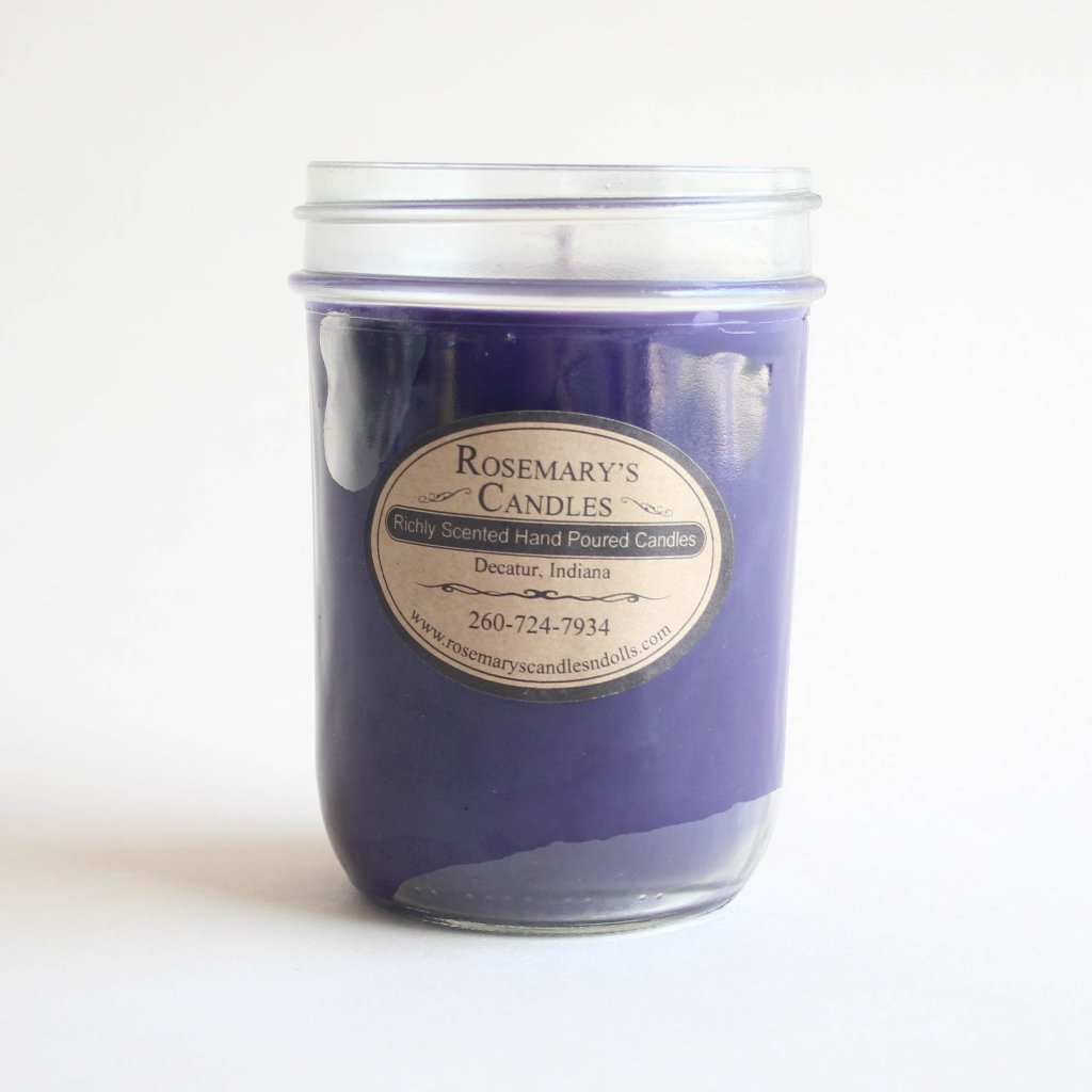 Mulberry Meadows Mason Jar Candle