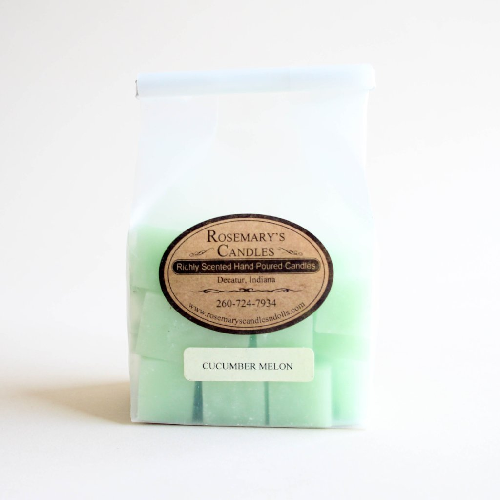 Cucumber Melon Wax Melts, 8 oz