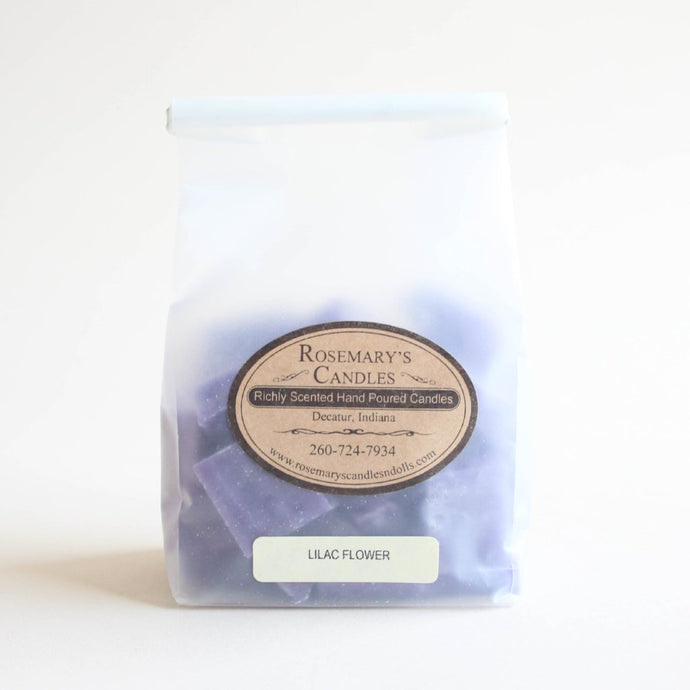 Lilac Flower Wax Melts, 8 oz