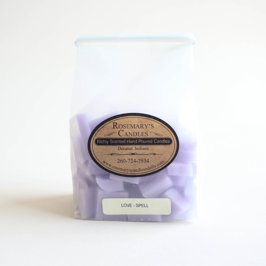 Love Spell Wax Melts, 8 oz