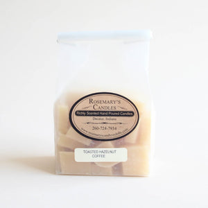 Toasted Hazelnut Coffee Wax Melts, 8 oz