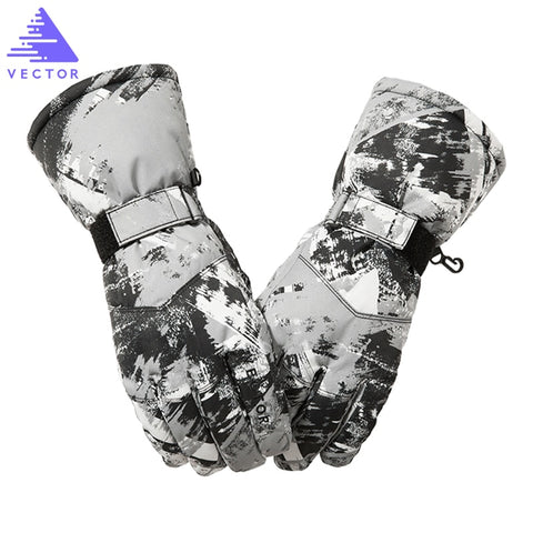 VECTOR Ski Gloves