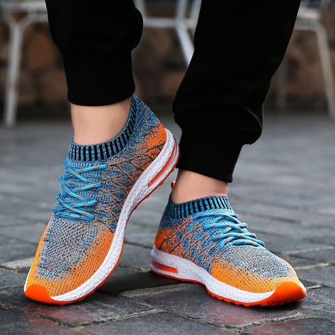 Men Outdoor Running Shoes