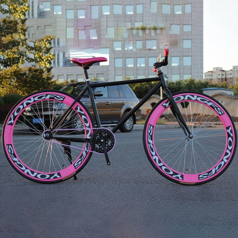 Road Double Disc Bike