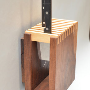 Knife Block Hanger