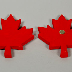 Magnetic Maple Leaf