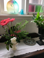 Spring flowers for home
