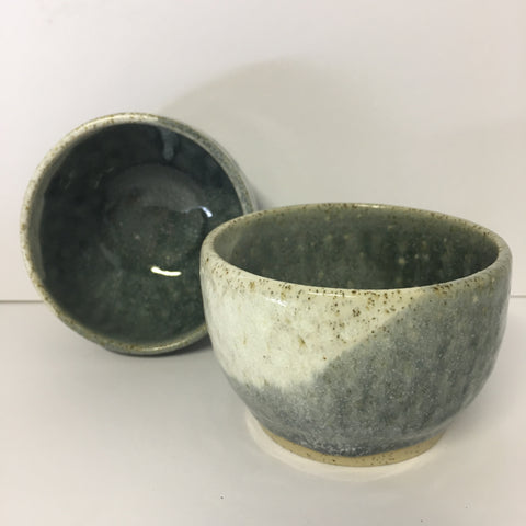 Dimple mini bowl - Grey