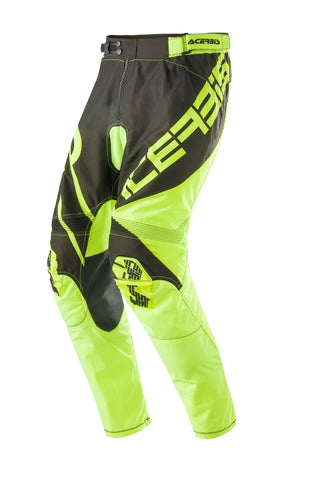 PANTALON MX X-GEAR AMARILLO