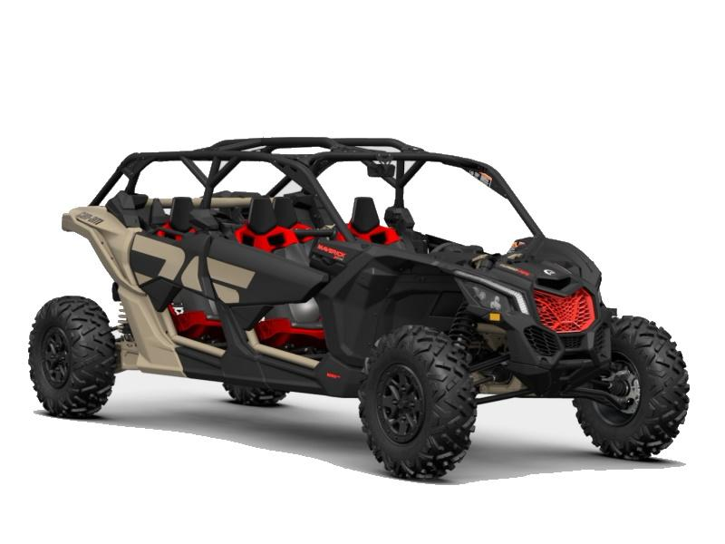 MAVERICK X3 MAX X DS TURBO RR