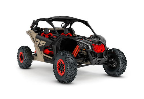 MAVERICK X3 X RS TURBO RR CON SMART-SHOX
