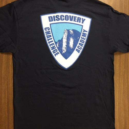 DCA T-Shirt (Logo only on back)
