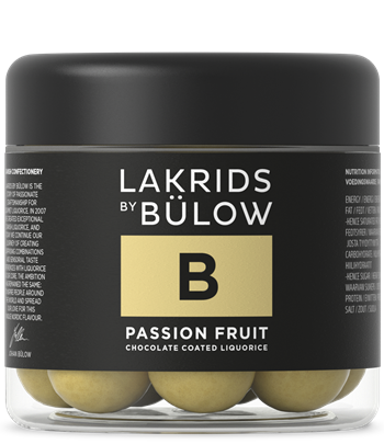 B - Passion Fruit