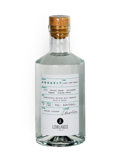 Lost & Found Aquavit