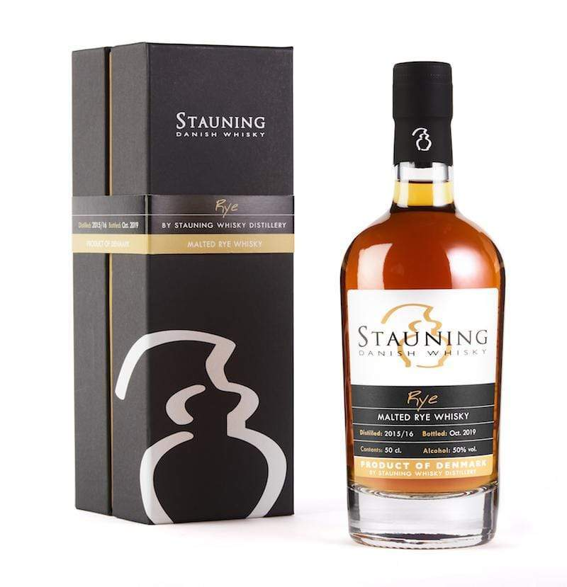Stauning Rye Whisky - October 2019