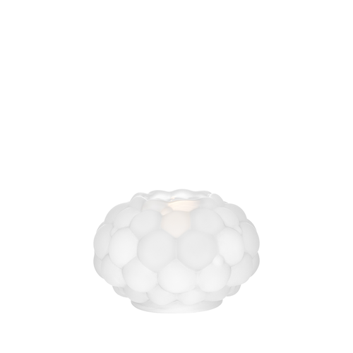 Raspberry Votive Frost, Small