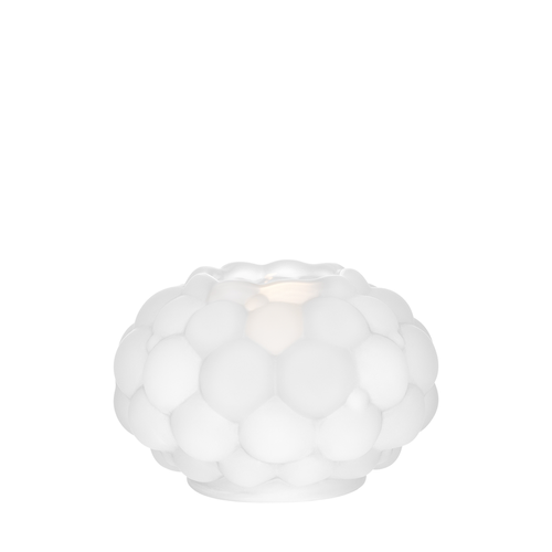 Raspberry Votive Frost, Large
