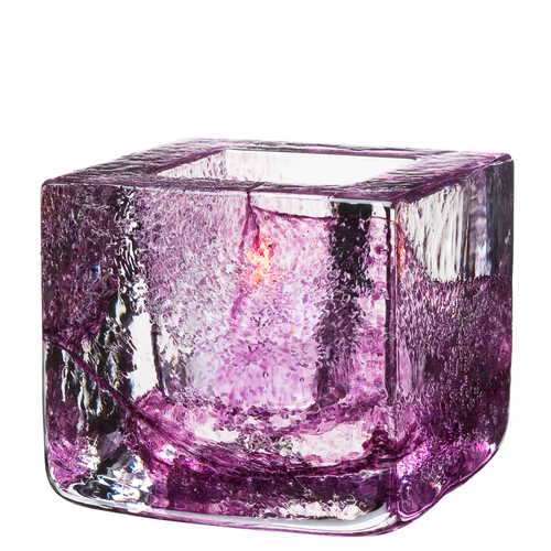 Brick Votive, Purple