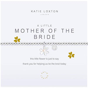 A Little Mother of the Bride, Silver Bracelet