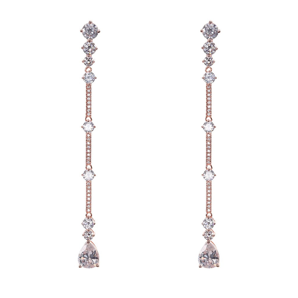 Arley Earring, Rose