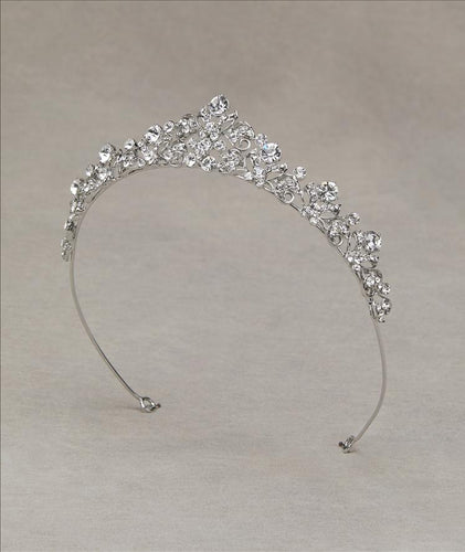 Artemis Silver Headpiece