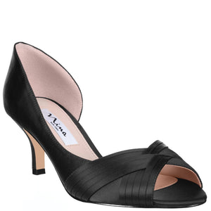 Contessa Satin, Black